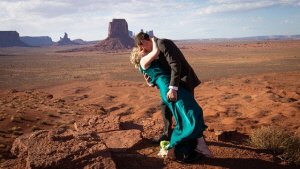 Monument Valley Elopement Packages